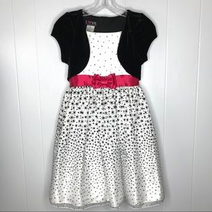 Party Special Occasion Dress Glitter Tulle Girl 14
